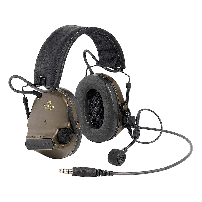 Hearing Protector 3M Peltor Comtac XPI olive