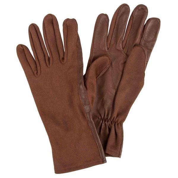 BW Pilot Gloves Aramid Lke New brown