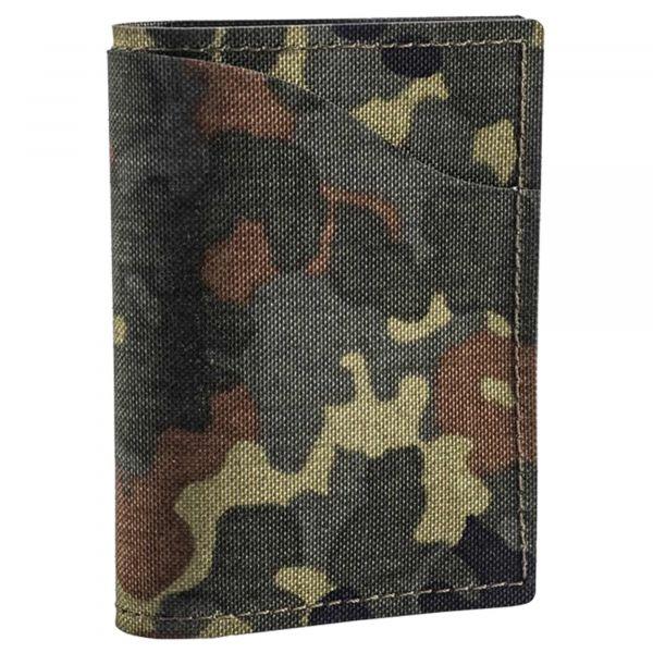 MD-Textil Card Wallet 5 Color flecktarn