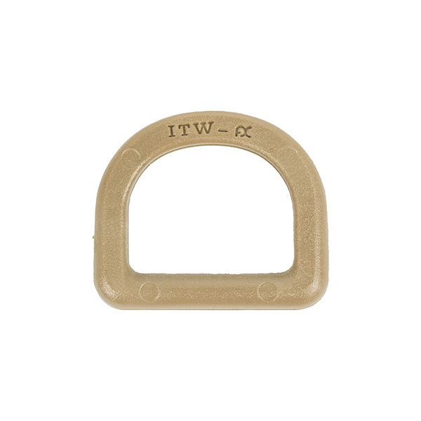 ITW Nexus D-Ring 25mm tan