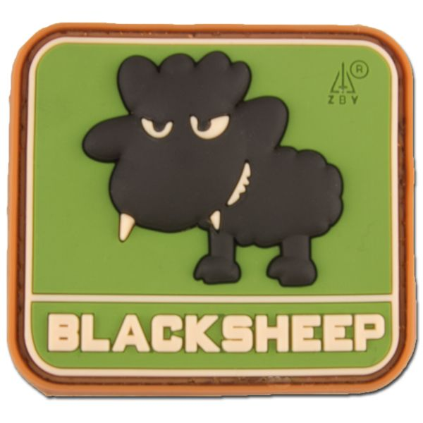 3D-Patch BlackSheep multicam small