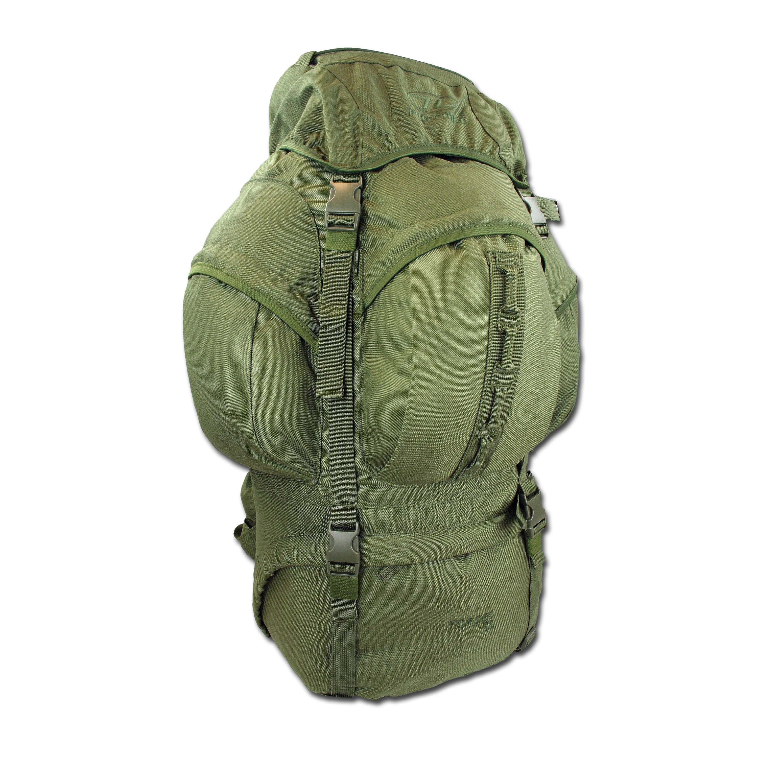 Backpack Pro Force New Forces 55 L olive green