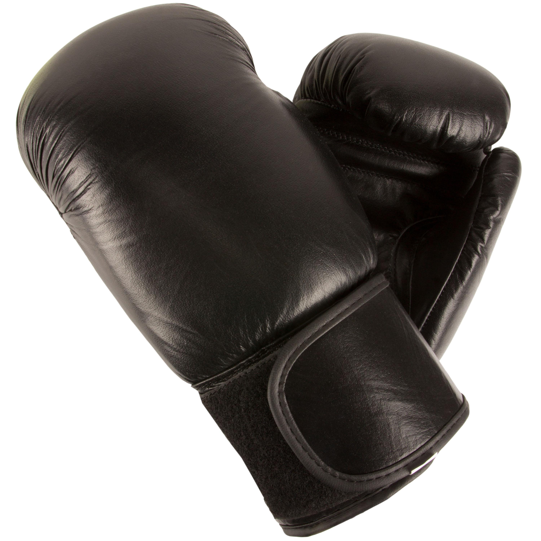 Sparring Gloves II Cowhide black