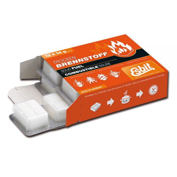 Esbit 14 g Solid Fuel Tablets 20-Pack