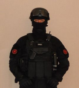 SWAT airsoft