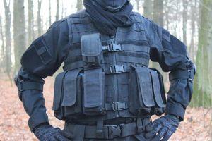 Magazintasche Mil-Tec AK47 Singl