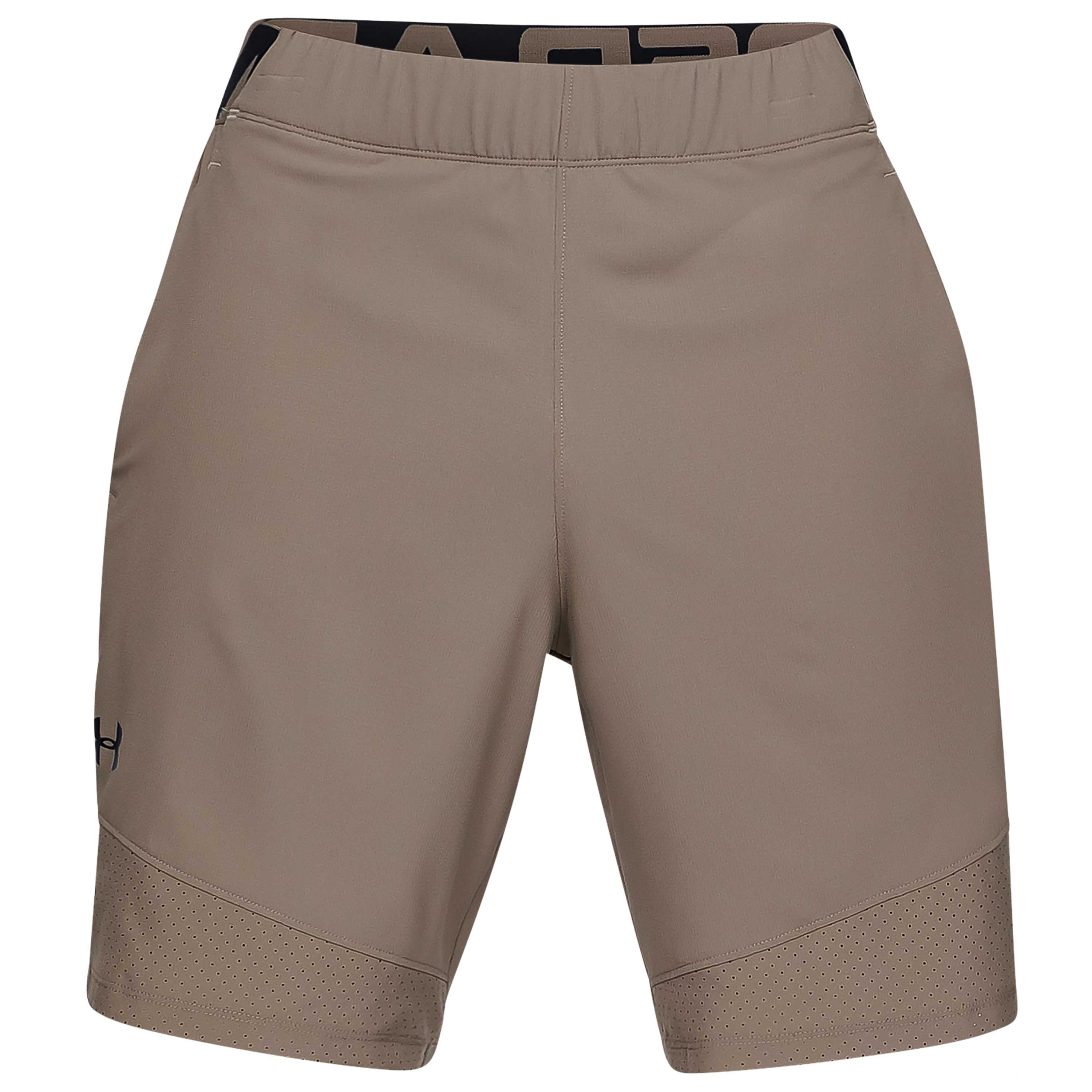 Under Armour Shorts Vanish Woven brown