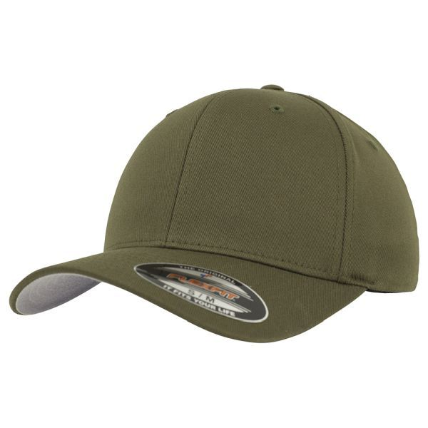 Flexfit Cap Wooly Combed olive