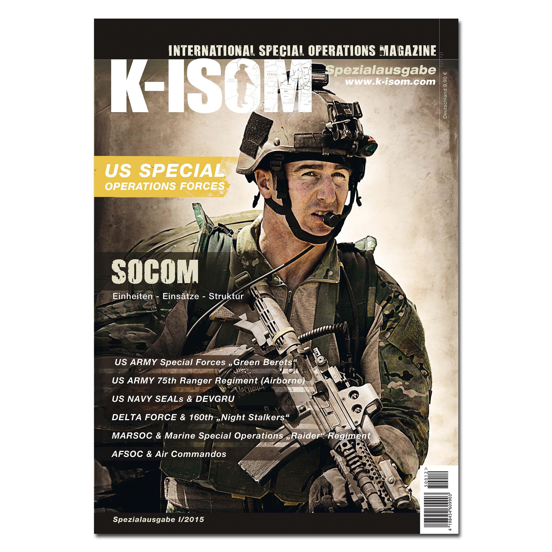 Kommando Magazine K-Isom Spezialausgabe US SOCOM