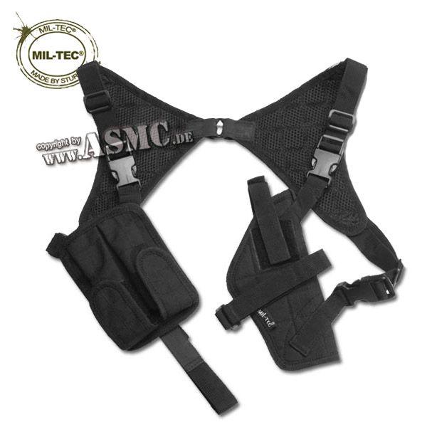 Shoulder Holster Mil-Tec black