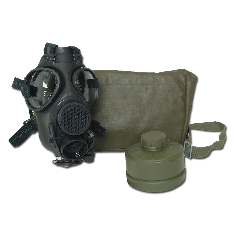 Swiss Gas Mask Mod. 74 Used