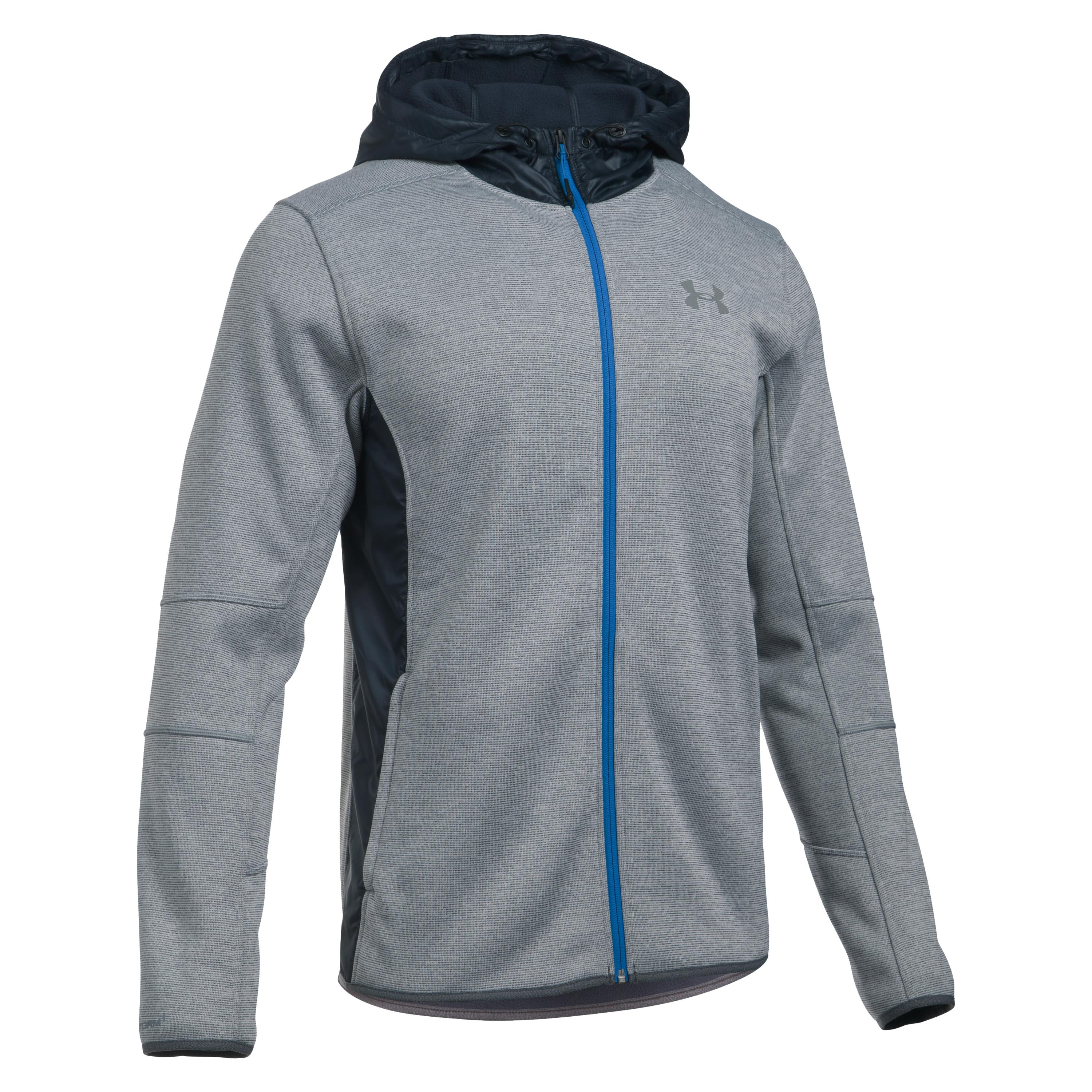 Under Armour Pullover Swacket gray