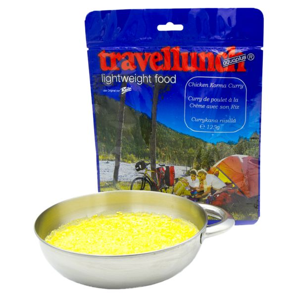 Travellunch Chicken Curry