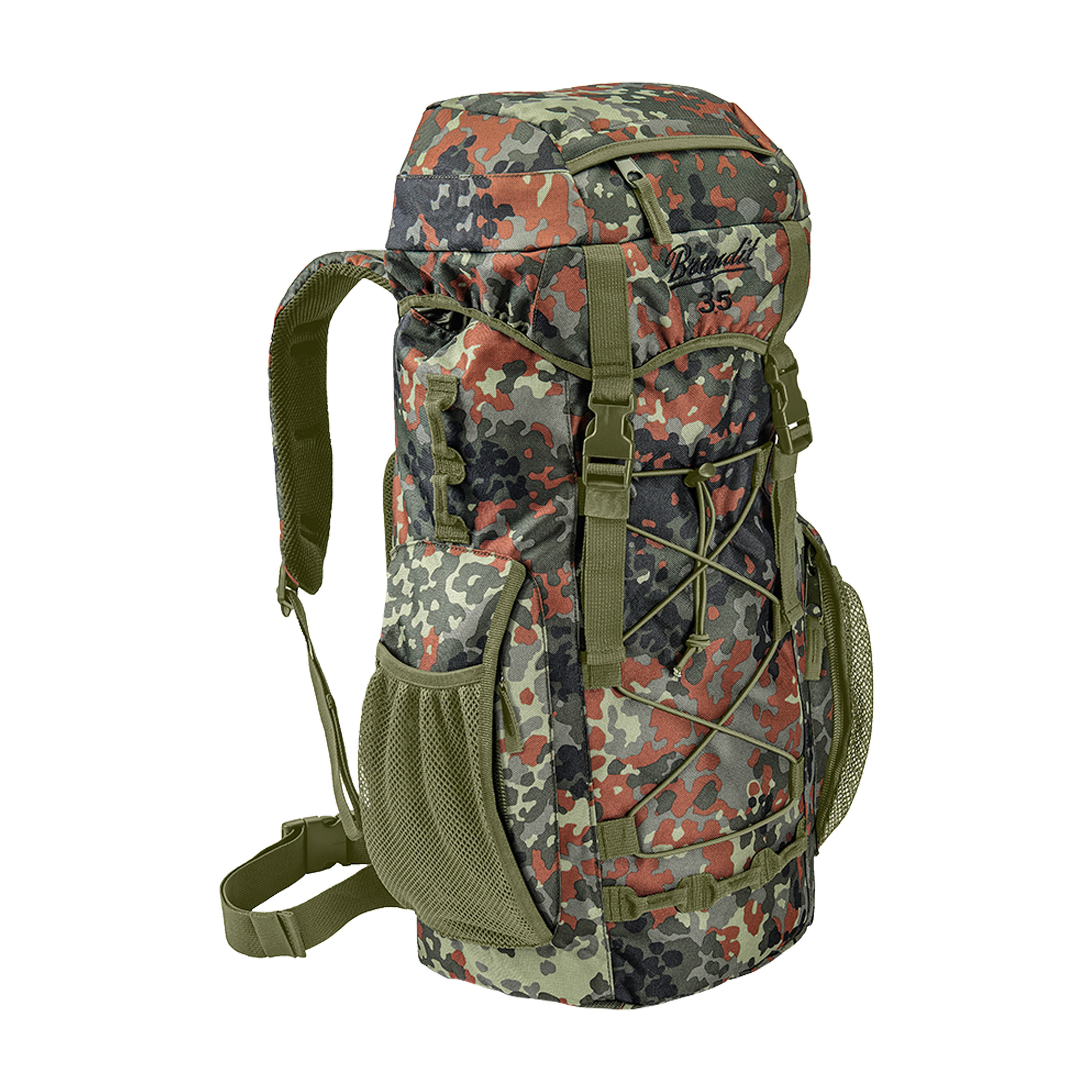 Brandit Aviator Backpack 35 Liter flecktarn
