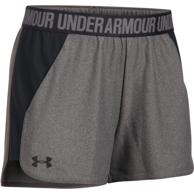 Under Armour Women Short Play Up 2.0 dark gray