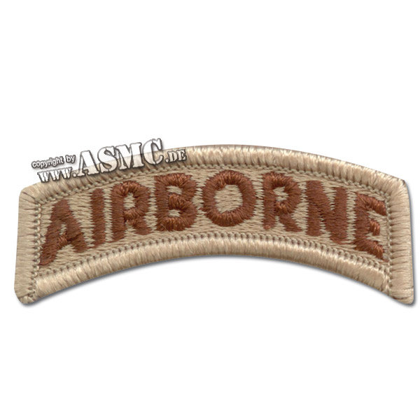 Airborne Tab desert