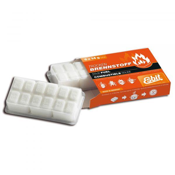 Esbit 14 g Solid Fuel Tablets 6-Pack