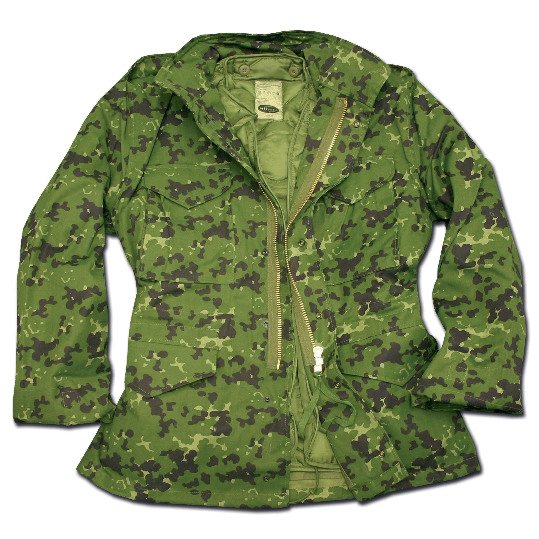 Field Jacket M-65 Style danish camo