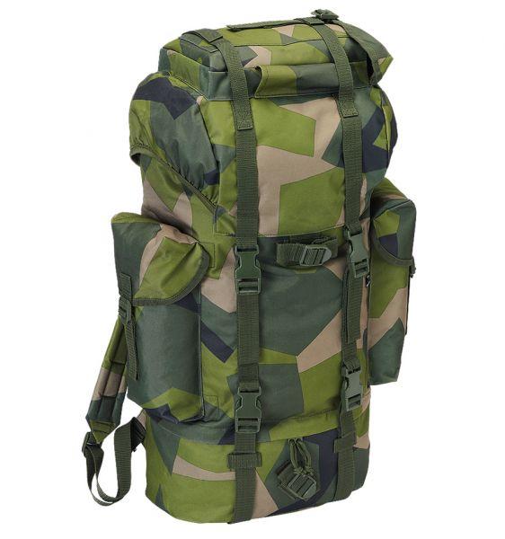 Combat Backpack Brandit Swedish camo