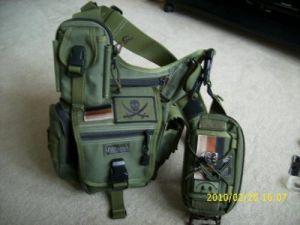Fatboy EDC Bag with M2 Waistpack