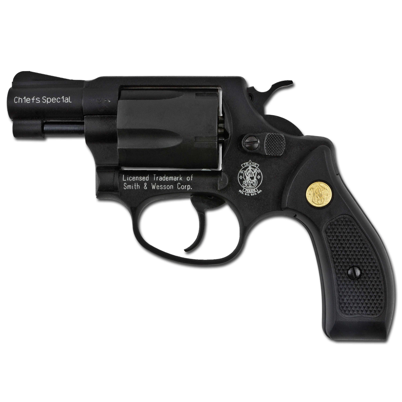Revolver S&W Chiefs Special gunmetal finished