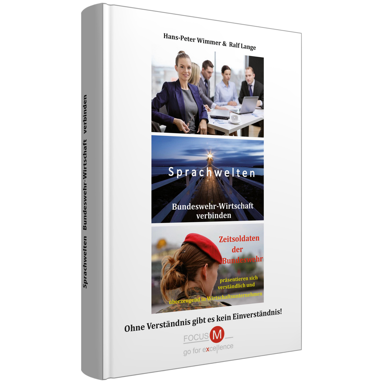 Book Sprachwelten Bundeswehr-Wirtschaft verbinden
