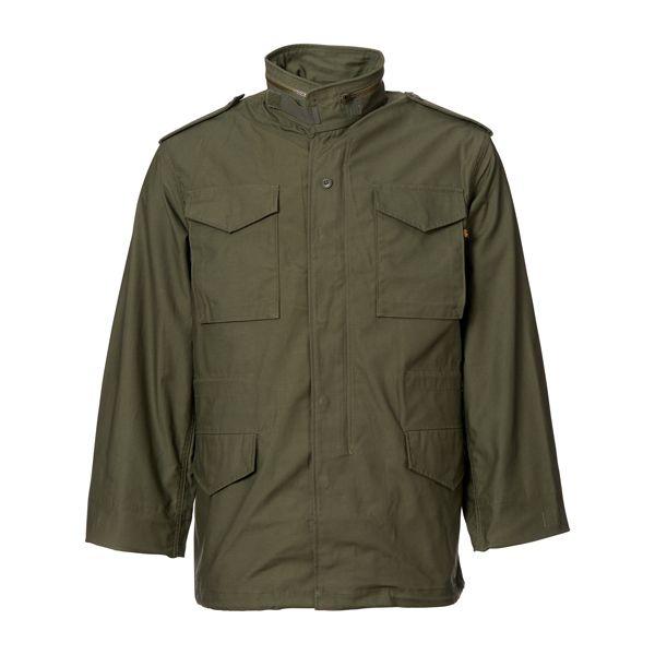 Alpha Industries Field Jacket M-65 olive