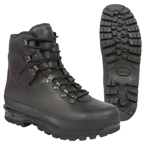 Meindl German Mountain Boot black