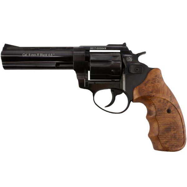 "Zoraki Revolver R1 Shiny 4.5"""
