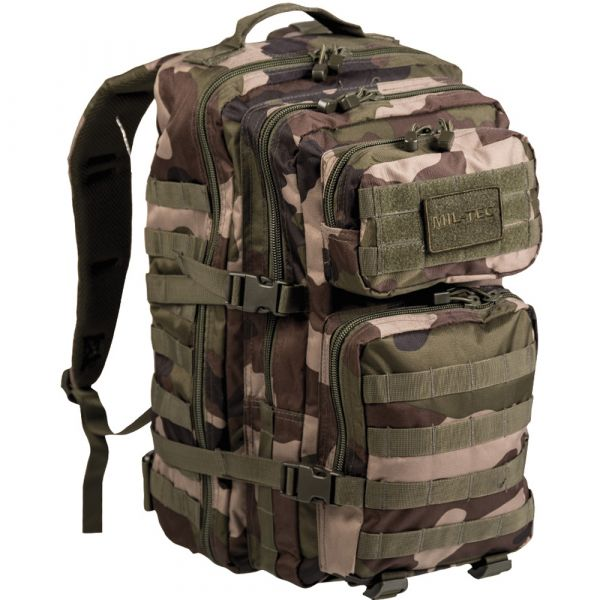 Mil-Tec Backpack US Assault Pack II CCE