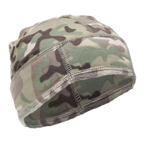 BW Fleece Cap multicamo