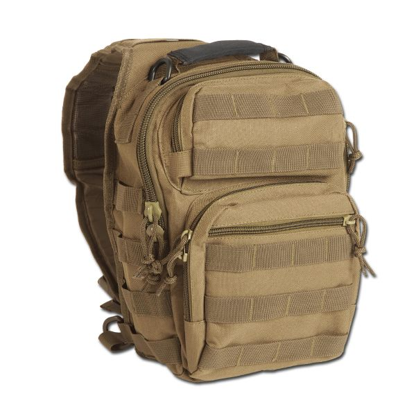 Backpack Assault Pack One Strap Small coyote