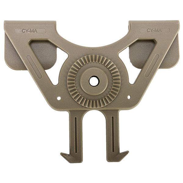 Cytac Holster Molle Adapter FDE