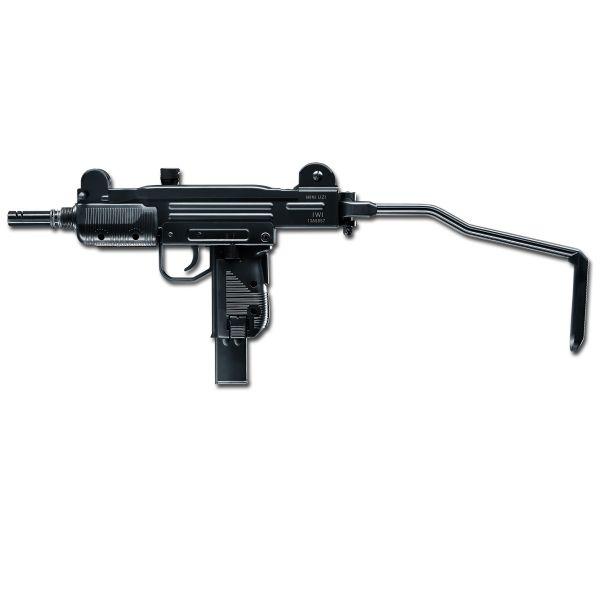 Co2 Maschine Pistol IWI Mini Uzi