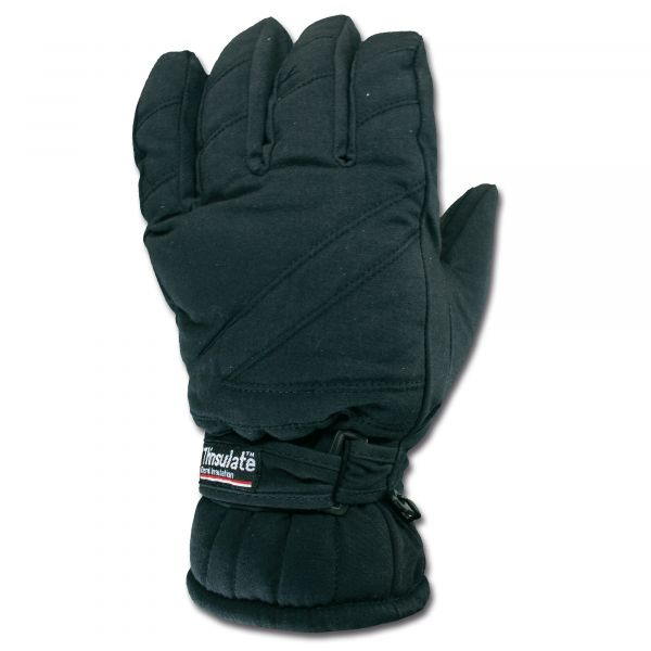 Thermal Gloves black