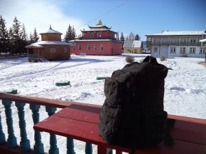 Burjatien-Winter-Tour, Sibirien,