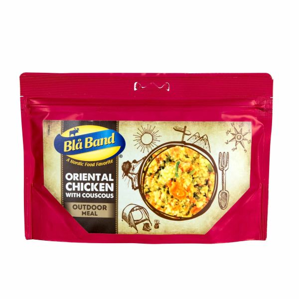 Bla Band Oriental Chicken with Couscous