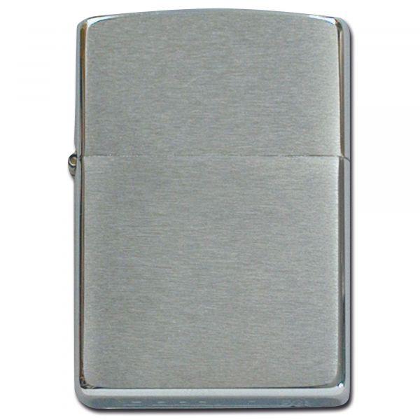 Zippo Lighter brushed chrome