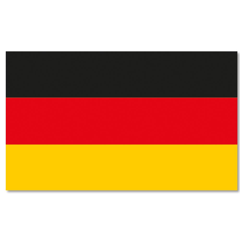 Magnet Flag Germany 45x30 cm