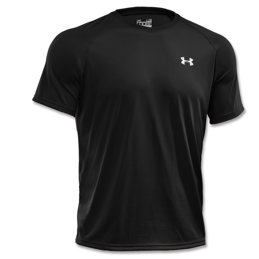 Under Armour T-Shirt Tech SS Tee black
