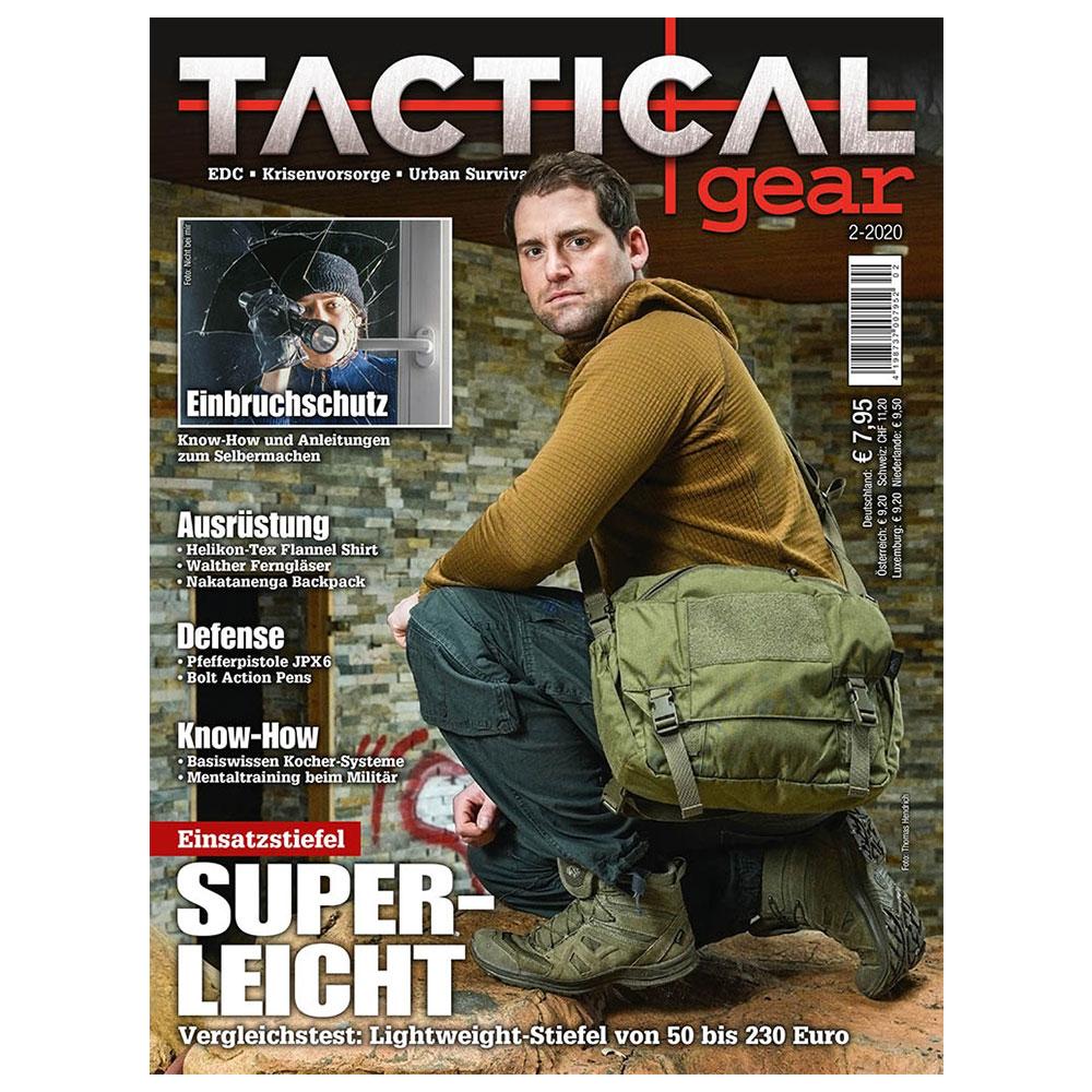 Magazin Tactical Gear 02/2020