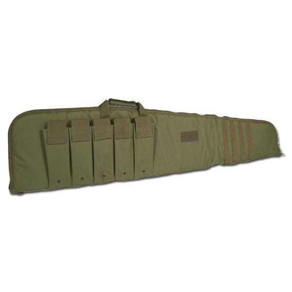 Rifle Case with Shoulder Strap 135 cm olive