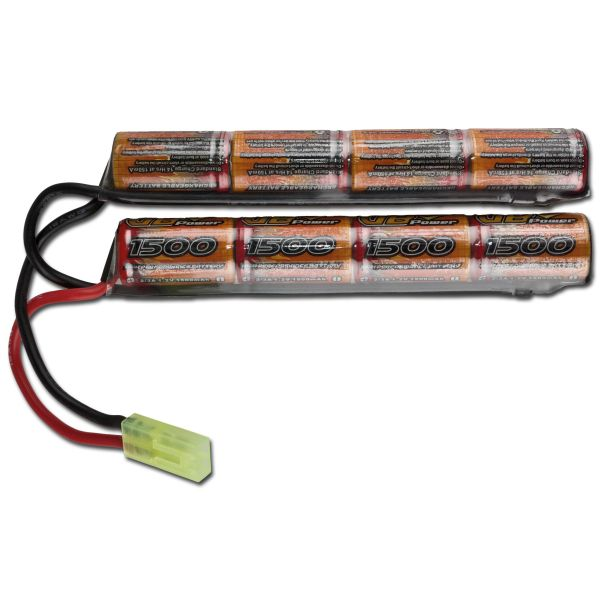 Battery Pack Twin-Type 9.6 V 1500 mAh NiMh