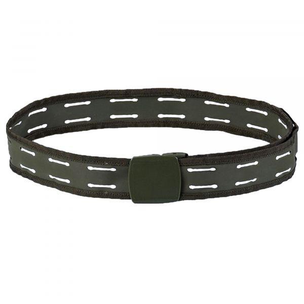 Mil-Tec Belt Quick Release Laser Cut olive