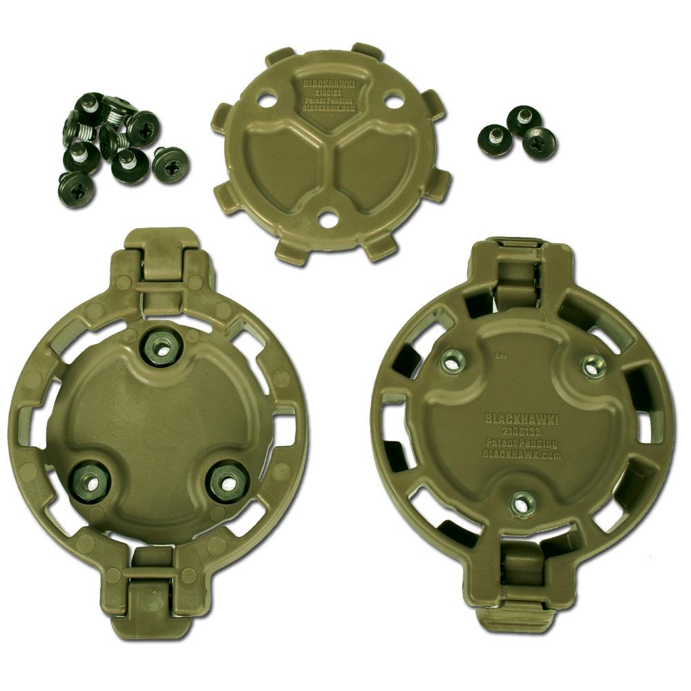 Blackhawk SERPA Quick Disconnect Kit olive green