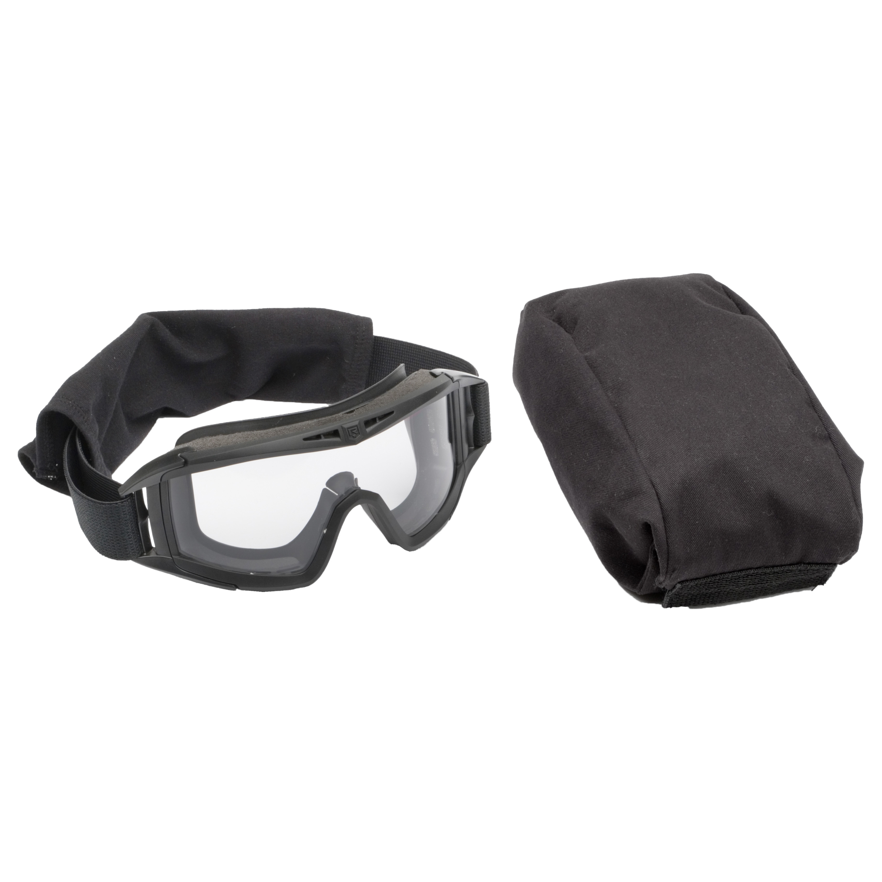Revision Goggles Asian Locust Basic black/clear