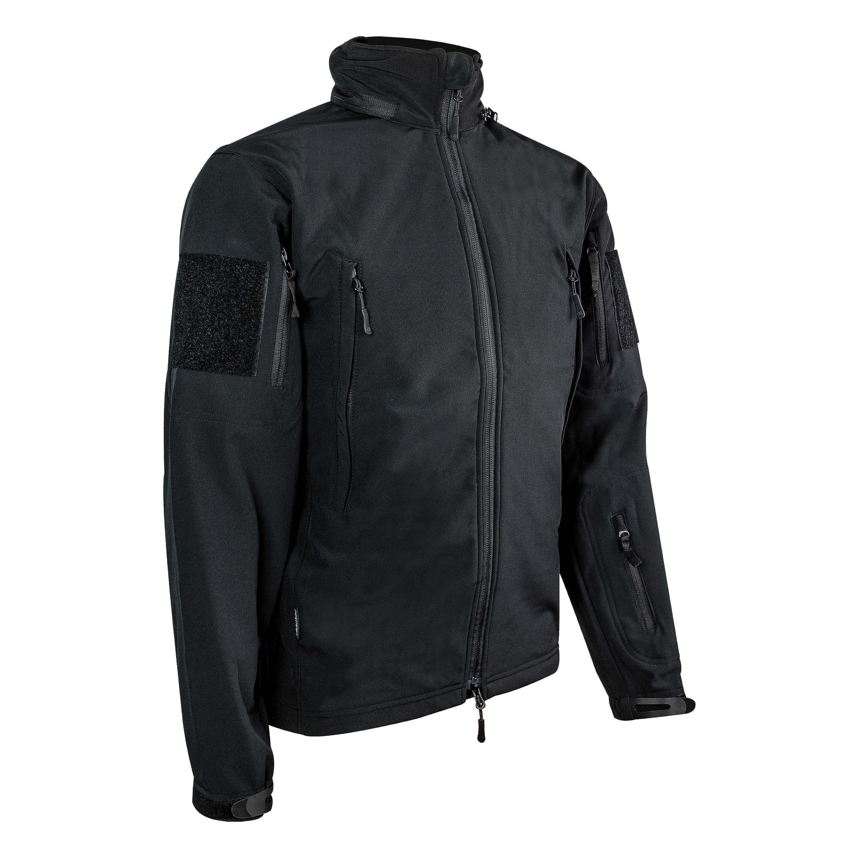 Highlander Jacket Softshell Tactical black