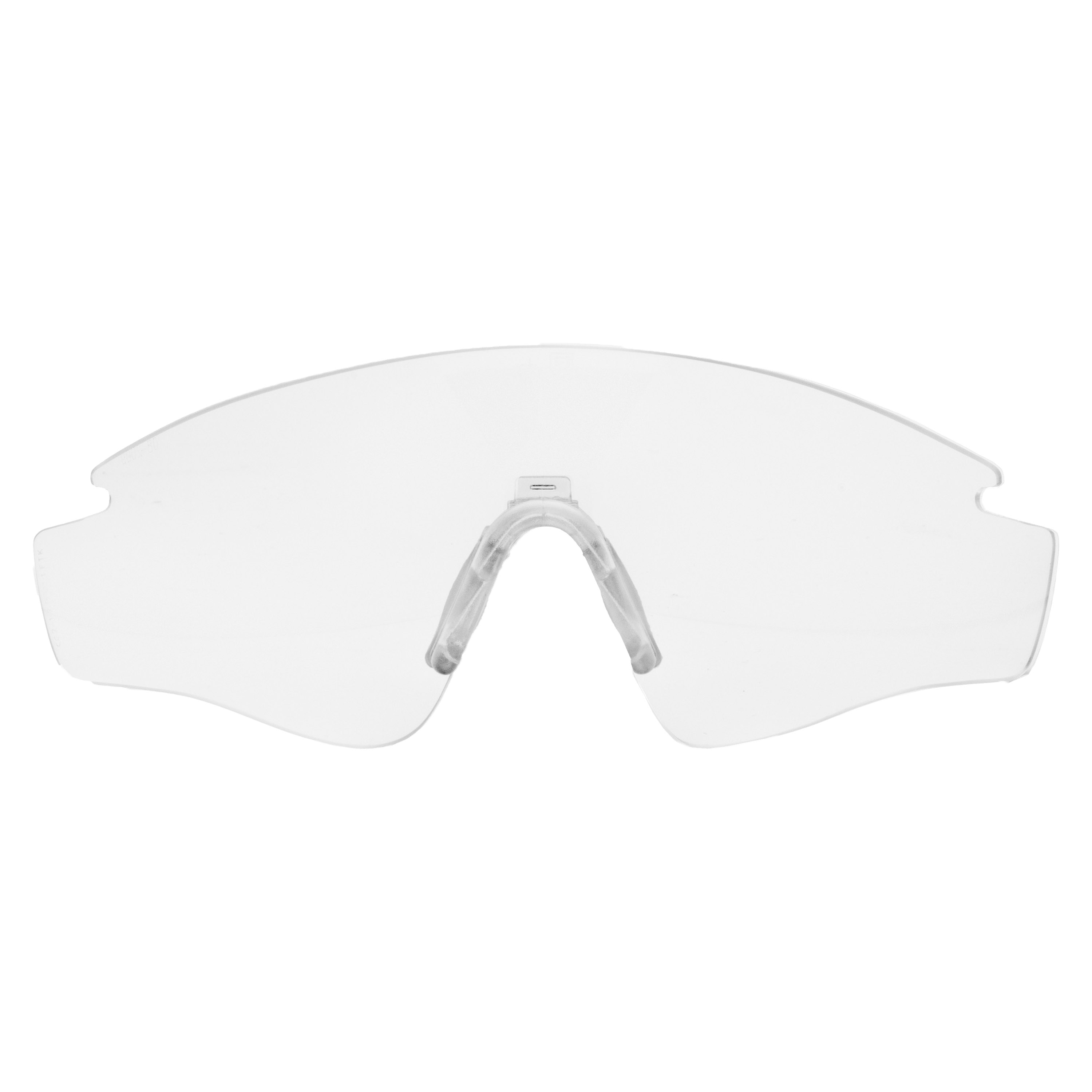 Replacement Lens Revision Sawfly Max-Wrap Small clear