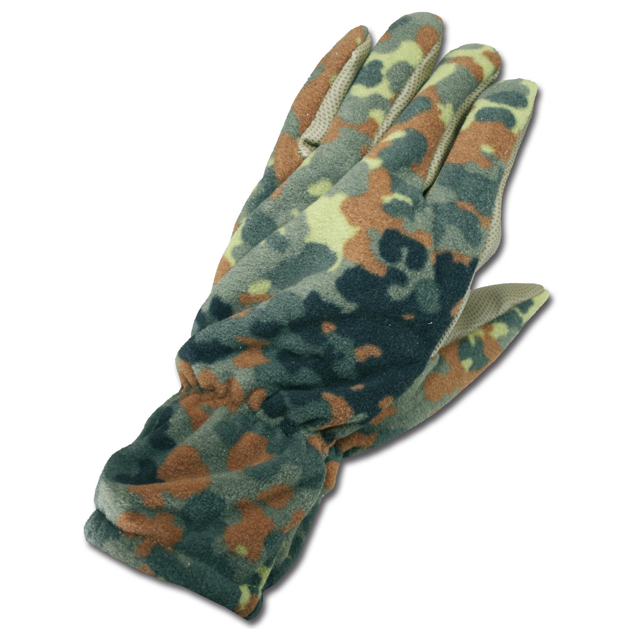 Gloves Alpin flecktarn