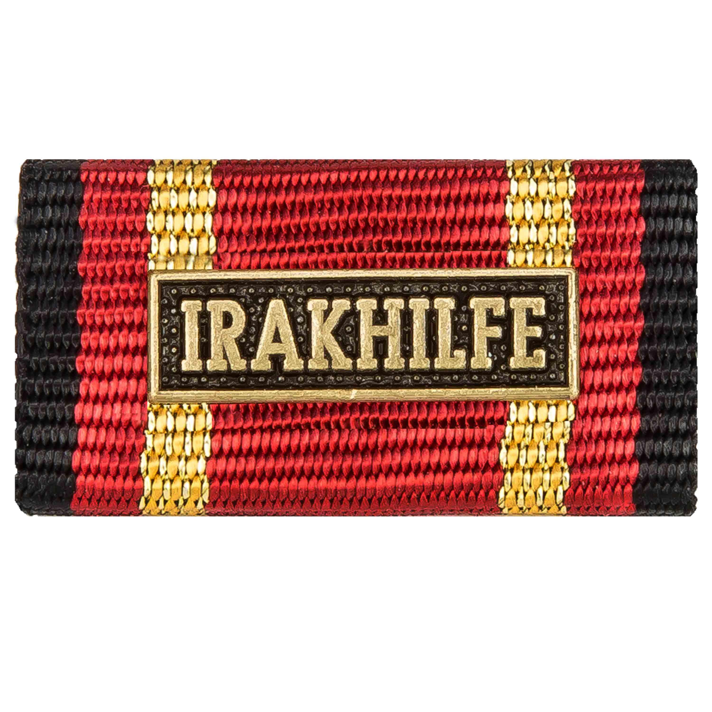 Service Ribbon Deployment Operation IRAKHILFE bronze